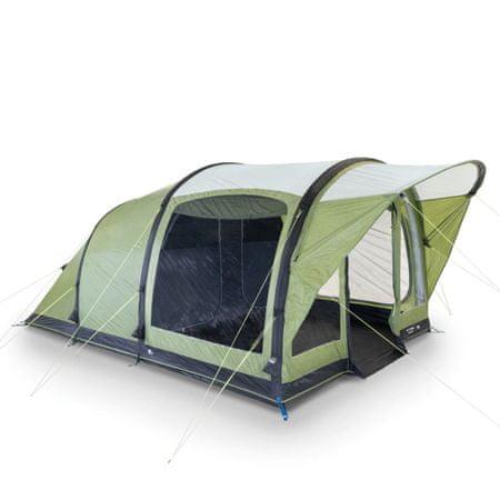 Kampa šotor Brean 4 Air, zelen