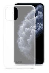 EPICO Silicone Case 2019 maska za iPhone 11 Pro, bijelo-transparentna (42310101000003)