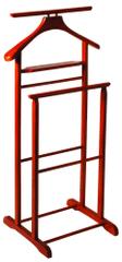 Mørtens Furniture Stojan na oblečenie Tresho, 102 cm, čerešňa