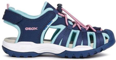 Geox sandały dziewczęce BOREALIS J020WB_05015_CF44A 34 niebieski