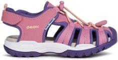 Geox dievčenské sandále BOREALIS J020WB_05015_C8370