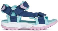 Geox dievčenské sandále BOREALIS J720WA_01115_CF44A
