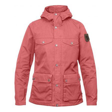 Fjällräven Greenland Jacket W, Őszibarack rózsaszín | 319 | XXS