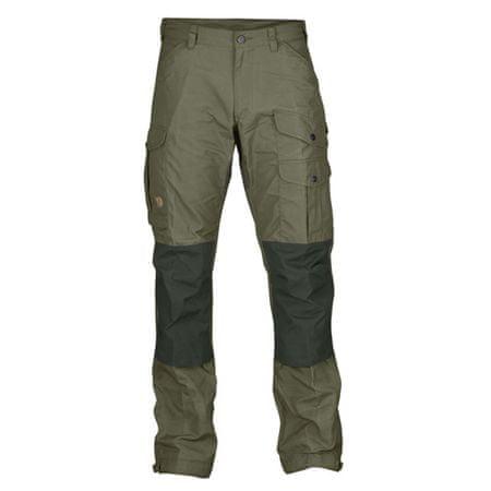 Fjällräven Vidda Pro Trousers Long M, Laurel zöld-mély erdő | 625-662 | 56