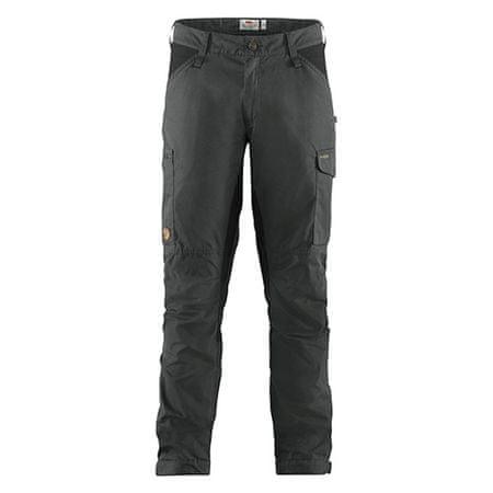 Kaipak Trousers M, Ciemnoszary-Czarny   030–550   48
