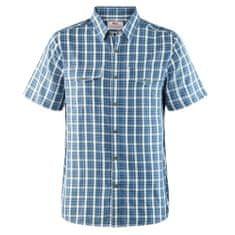 Fjällräven Abisko Cool Shirt SS, Uncle Blue | 520 | L