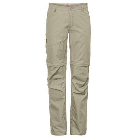 Fjällräven Daloa Shade Zip-Off Trousers, Wapień | 217 | 40