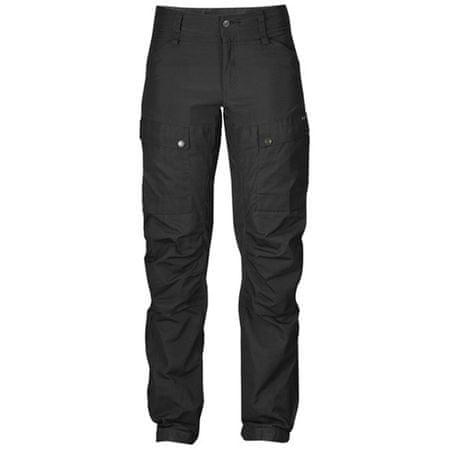 Keb Trousers W Short, Czarno-czarny | 550–550 | 48