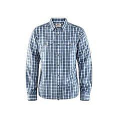 Fjällräven Abisko Cool Shirt LS, Kék bácsi | 520 | XL
