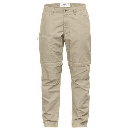High Coast Trousers Zip-Off W, Wapień | 217 | 38