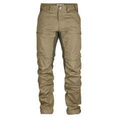 Fjällräven Abisko Lite Trekking Zip-Off Trousers, Sand-Tarmac | 220-246 | 50