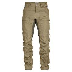 Fjällräven Abisko Lite Trekking Zip-Off Trousers, Sand-Tarmac | 220-246 | 48