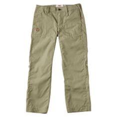 Fjällräven Kids Abisko Shade Trousers, Sawanna | 235 | 122