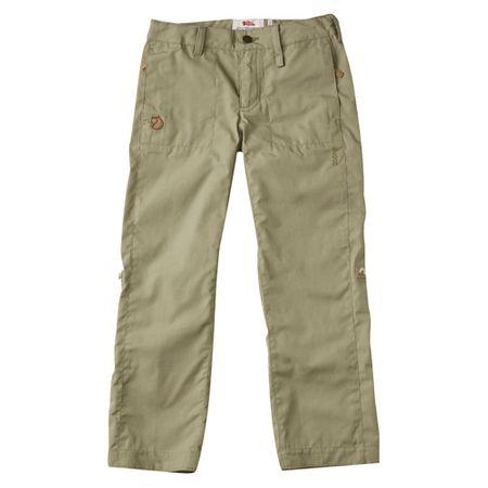 Fjällräven Kids Abisko Shade Trousers, Savanna | 235 | 122