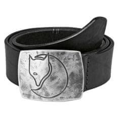 Fjällräven Murena Silver Belt, Czarny | 550 | XL