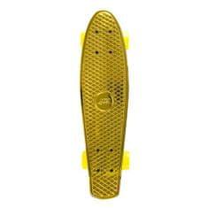 Nils Extreme PennyBoard PNB01 electrostyle, žlutý