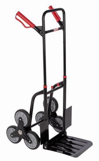 Kreator KRT670306 - Rudlík 120kg 6 kol schodišťový, skládací