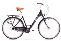 Romet Moderne 7 gradski bicikl, L, crni
