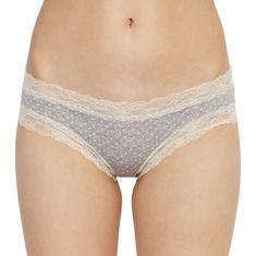 Lilly Dámské kalhotky šedé (LK4)