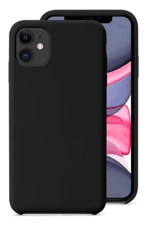 EPICO etui SILICONE CASE 2019 iPhone 11 - czarne (42410101300001)
