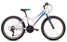 Capriolo MTB Diavolo 400 FS dječji bicikl, crno-zeleni