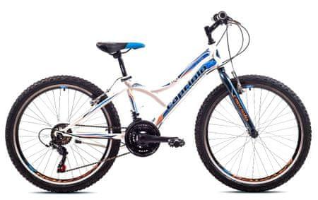 Capriolo MTB Diavolo 400 FS otroško kolo, črno-zeleno