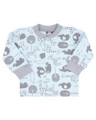 Nini bluza chłopięca z bawełny organicznej
