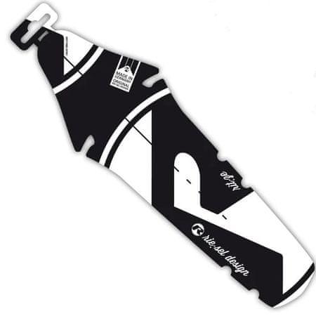 Riesel Design Black & White blatnik za zadnje kolo