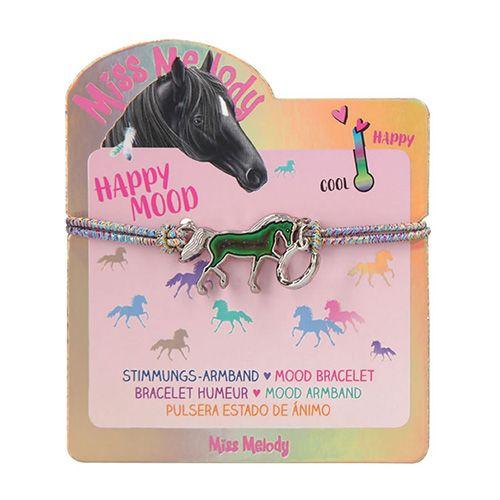 Miss Melody Náramok ASST, Dúhový s magickým koníkom