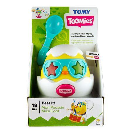 Tomy pojoči jajček
