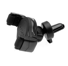 Fixed Univerzální držák s bezdrátovým nabíjením Roll do mřížky ventilace, černý (FIXROL-BK)