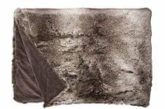 Fine Dekorační přehoz WOLF, 140 x 190 cm
