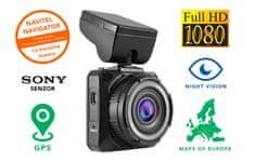 Navitel R600 avto kamera, SONY senzor, 1920x1080, Night Vision, GPS + navigacijske karte Evrope