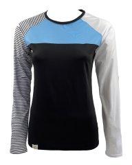 Lasoul Long Blue dámský dres dlouhý rukáv