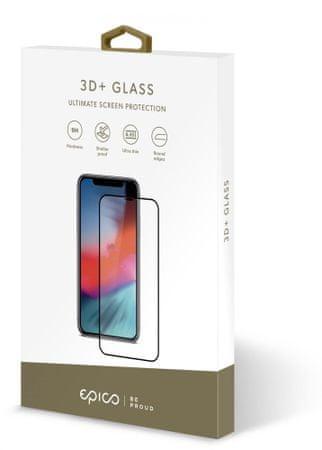 EPICO Szkło 3D+ GLASS iPhone XS Max/ 11 Pro Max - czarne (42512151300001)