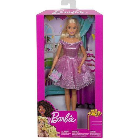 Barbie punčka, rojstni dan