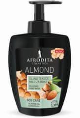 Kozmetika Afrodita Almod, uljni tekući sapun, 300 ml
