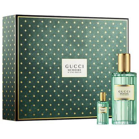 Gucci Mémoire D`Une Odeu parfumska voda, 60 ml+5 ml