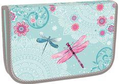 Stil Iskolai egy emeletes tolltartó Dragonfly