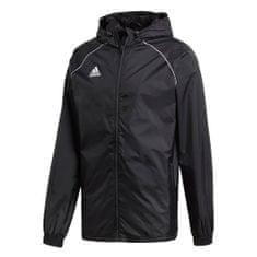 Adidas CORE18 RN JKT BLACK / WHITE   L, SS18