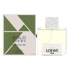 Loewe Solo Origami 100ml EDT, Solo Origami 100ml EDT