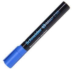 Schneider Permanentní popisovač , Maxx 230, 1-3 mm, modrý