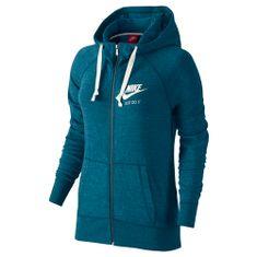 Nike W NSW GYM VNTG HOODIE FZ - XS