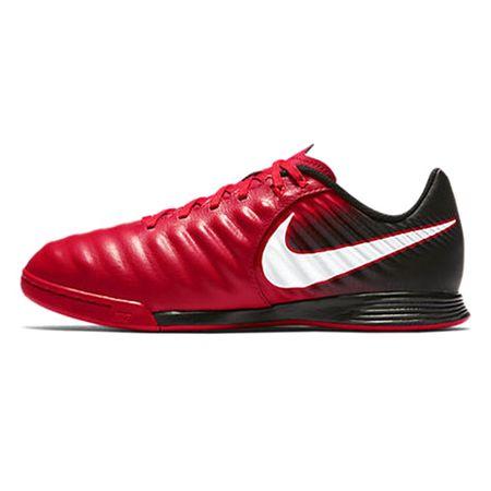 Nike JR TIEMPOX LIGERA IV IC, 20. | FABOTBALL / FOCCER | GRD ISKOLA UNSX | LOW TOP | EGYETEM Vörös / Fekete-fekete | 4Y