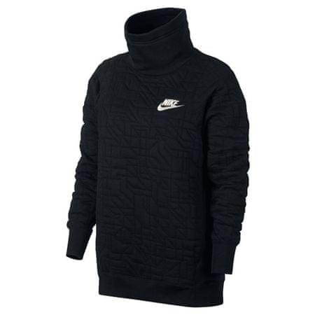 Nike W NSW FNL QUILT, 10. | NSW EGYÉB SPORT | NŐK | KAPCSOLÓ HOSSZÚ UJJÚ FEKETE / Könnyű Csont | VAL VEL