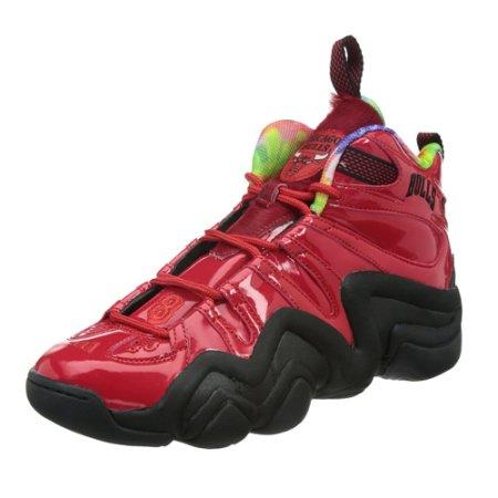 Adidas Szalony 8, BUTY - MID (NIE-PIŁKA NOŻNA) | REDSLD / REDSLD / CBLACK | 7-