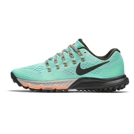 Nike W AIR ZOOM TERRA KIGER 3, 20 | RUNNING | ŽENSKE | NIZKA VRH | ZELENI SVETLO / ČRNO-HASTA-BRT MNG | 9