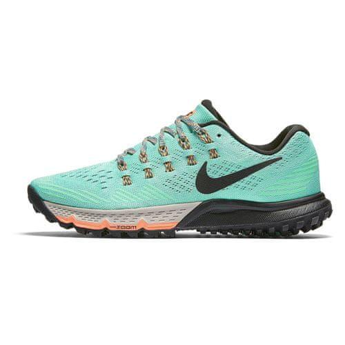 Nike W AIR ZOOM TERRA KIGER 3, 20   RUNNING   WOMEN   LOW TOP   GREEN GLOW / BLACK-HASTA-BRT MNG   8