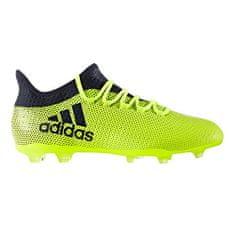 Adidas X 17.2 FG SYELLO/LEGINK/LEGINK - LEGINK - 42