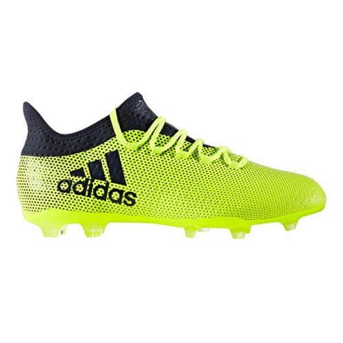 Adidas X 17.2 FG SYELLO / legínky / legínky 8, FW17_